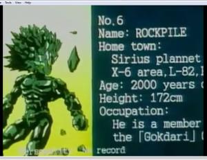 Rockpile prof