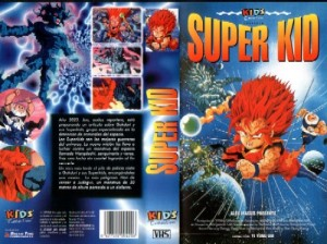 Super Kid VHS pic