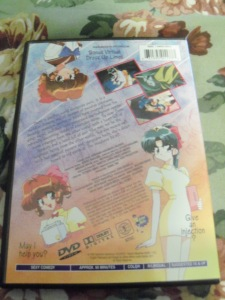 Jewel BEM Hunter Lime DVD back