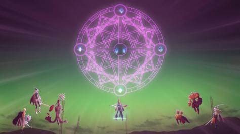 Persona 4 Original Ending Summon