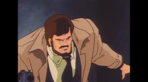 Inspector Junichirō Sakaki