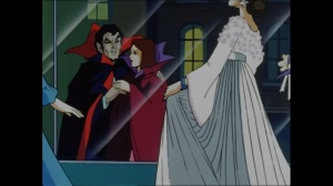 Dracula bridal planner