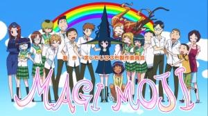 Majimoji Rurumo Title cast shot