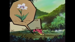 princess flower scene