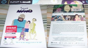 A Letter to Momo DVD bought from Target
