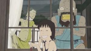 Momo's Ghibli Smile