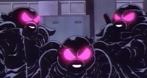 Teenage Mutant Ninja Octopuses
