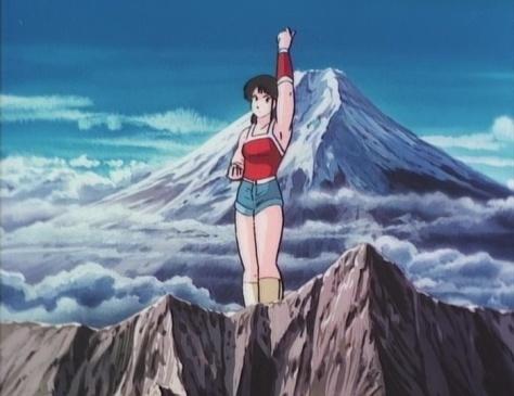 Akiko Ifukube the Crane