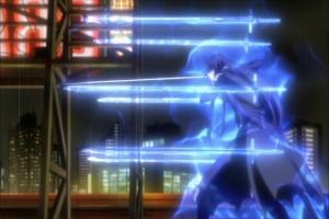 Aura swordman