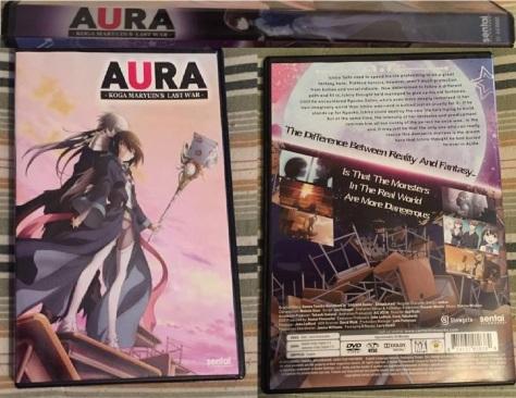 New Anime Brew Aura Koga Maryuin S Last War The Overencumbrance Blog