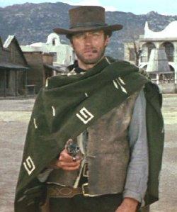 Clint Eastwood Cowboy