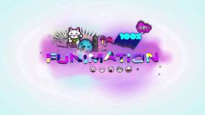 Funimation lucky cat logo