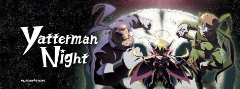 Yatterman Nights Hulu Picture Funimation